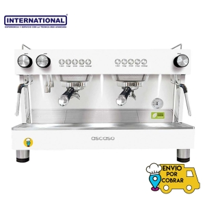 Cafetera International - BARISTA PRO 2GR BLANCA