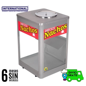 Exhibidor de Nachos con Resistencia EN-3 International